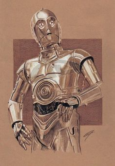 Robots in Science Fiction Movies | C3PO - Star Wars