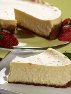 Ricotta & Mascarpone Cheesecake