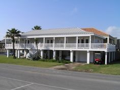 Private Homes Vacation Rental - VRBO 224820 - 2 BR South Padre Island House in TX, Huge Wrap-Around Beach View Balcony! Private and Upscale!...