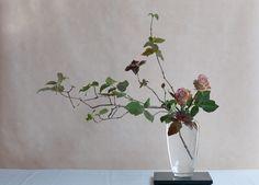 Ecole d'ikebana Ohara La Rochelle / Sud-Ouest - Stage : Le Heika ou l'élégance des végétaux - Cours et stages d'art floral japonais (ikebana) de l'école Ohara de Tokyo