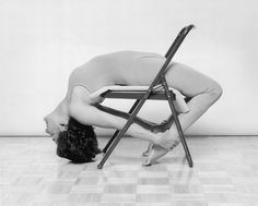 98 best iyengar yoga chair back bends images  iyengar