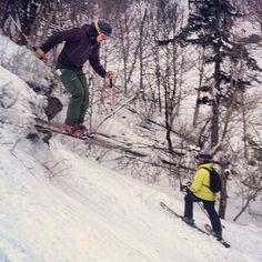#MadRiverGlen ski it if you can! #SkiTheEast
