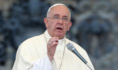 Pope Francis warns of destruction of world's ecosystem in leaked encyclical  Vatican condemns early release of document in which pontiff calls on people to change their lifestyles and energy consumption or face grave consequences