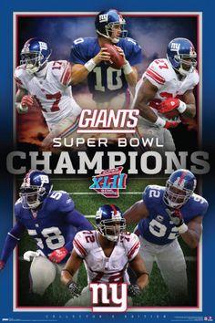 Super Bowl Champions 2012