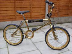 Raleigh Super Burner, Christmas present 1983, I had so much fun on that bike!