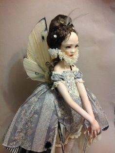 Bjd, Doll Home, Dream Doll, Dragons, Human Art, Clay Dolls, Doll Maker, Mori Girl, Fairy Dolls