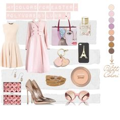 Polyvore by Lu nr.6-My Color for Easter http://graficscribbles.blogspot.it/2014/04/polyvore-by-lu-nr6-my-color-for-easter.html