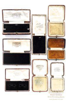 antique jewelry case