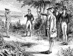 Image result for chalk farm duel