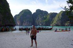 Love this place! Maya Beach, Koh Phi Phi, Thailand