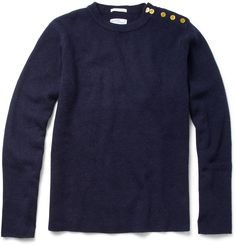Gant Rugger Skipper Shoulder Button Sweater