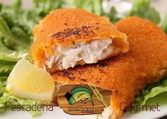 Fresquito como te gusta  @donpeskao  Buen provecho. Esperamos que te guste esta #RecetaDonPeskao Filete de pescado empanizado.  Ingredientes: 4 filetes de pescado blanco de tu preferencia que puedes conseguir en #donpeskao  1 huevo. 3 cucharadas de queso pecorino rallado. 3/4 de taza de pan rallado. 3 cucharadas de harina de trigo. Sal. Pimienta. Orégano. 1 cucharadita de mostaza. 1 cucharadita de salsa de soya.  Preparación: Para hacer filetes de pescado empanizados recuerda que debes tener…