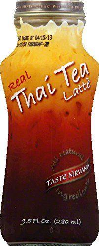 Taste Nirvana, Creamy Thai Tea, 9.50 OZ (Pack of 12) >>> Read more  at the image link.