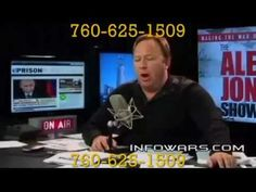 Alex Jones & Steve Shenk Talk About The Coming Food Shortages ~ 760-625-...How shameful! Food is freedom, now? Food is the new wealth? Is this the return to the Dark Ages?