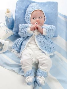Picture of Heart's Delight Baby Layettes