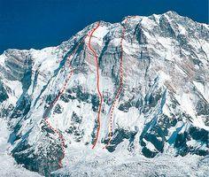 Ueli Steck Annapurna | Ueli Steck solos Annapurna South Face | Himalayan Climbs