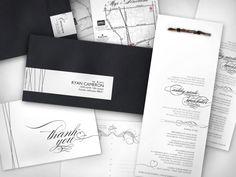 Wedding Collateral by glittergirl5.deviantart.com on @DeviantArt