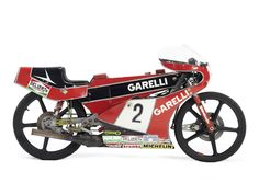 ex-Eugenio Lazzarini 1983 Garelli Grand Prix Racing Motorcycle 250cc Motorcycle, Racing Motorcycles, Vintage Bikes, Vintage Motorcycles, 125cc, Course Moto, Custom Moped, Custom Bikes, Motorcycles