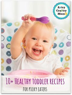 10+ Healthy toddler recipes for picky eaters - great selection of recipes for…