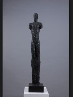 Bronze sculpture by Norwegian artist Nico Wideberg