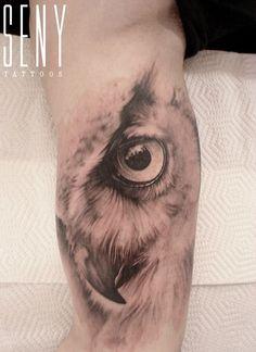 Men Eagle Tattoo Design