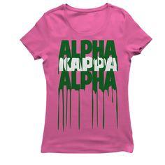 Alpha Kappa Alpha Bleed