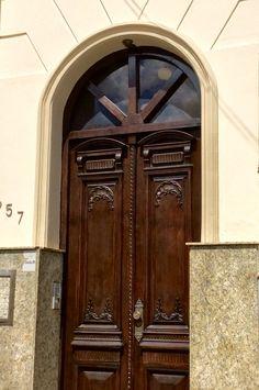 Puerta antigua .Asunción-Paraguay