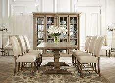Dining Rooms, Avondale Counter Height Table, Dining Rooms | Havertys Furniture