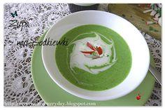 My style – my cooking – my everyday: Zielona zupa z naci rzodkiewki i Food show w Katow...