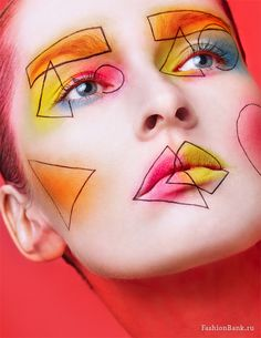 Geometry Make-Up