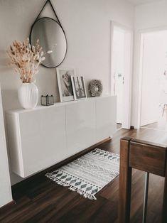 New Living Room, Home And Living, Flur Design, Hallway Designs, Home Room Design, Home Decor Furniture, Room Inspiration, Bedroom Decor, Interior Design
