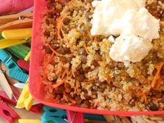 Φακές με κινόα και καρότα - http://www.zannetcooks.com/recipe/fakeskinoakarota/
