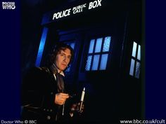 BBC Online - Gallery number 8 and his TARDIS
