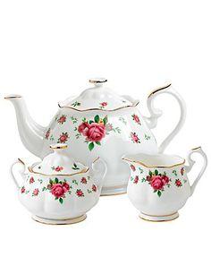 Royal Albert, Tea Cup Saucer, Tea Cups, Teapot Cover, Sugar Bowls And Creamers, China Tea Sets, Tea Pot Set, Pot Sets, Rose Tea