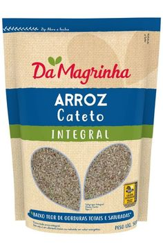 ARROZ CATETO 100% INTEGRAL Cookies, Facial Tissue, Lean Body, Crack Crackers, Biscuits, Cookie Recipes, Cookie, Biscuit