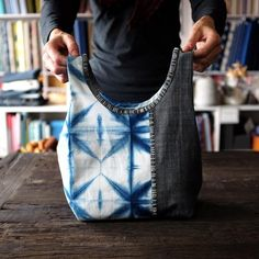 67c13828d9af A Verb for Keeping Warm — Stitch Exchange  Boro Inspired Stowe Bag  Embroidery Bags