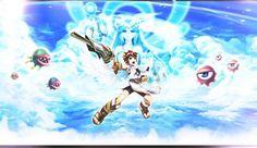 Kid Icarus Uprising Cherubot Activated By HeavyMetalHanzo On DeviantArt