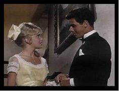 """""""Not...Tom...Hamilton?!"""" Disney's 'Summer Magic' starring Hayley Mills and featuring the handsome Peter Brown"""