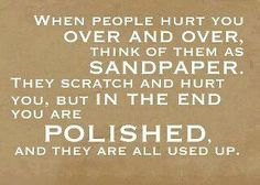 you are polished