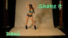 SISTAR (씨스타) - SHAKE IT dance cover by Dani (Bikini ver.)