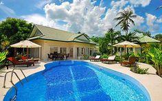 LMS 14: Pool Villa in Laem Set http://samui.superholidayvillas.com/estate/3-bedroom-pool-villa-rental-samui-lms14/