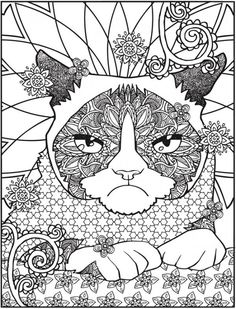 Grumpy Cat Coloring Page Grumpy Cat Coloring Page. Grumpy Cat Coloring Page. Grumpy Cat in cat coloring page Grumpy Cat Coloring Page Creative Haven Grumpy Cat Hates Coloring Coloring Book Of Grumpy Cat Coloring Page Dog Coloring Page, Cool Coloring Pages, Mandala Coloring Pages, Animal Coloring Pages, Coloring Sheets, Adult Coloring Books Amazon, Printable Adult Coloring Pages, Valentines Day Coloring Page, Christmas Coloring Pages