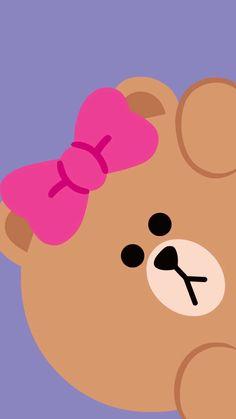 Lines Wallpaper, Bear Wallpaper, Cartoon Wallpaper, Pattern Wallpaper, Wallpaper Backgrounds, Purple Wallpaper Iphone, Cellphone Wallpaper, Aesthetic Iphone Wallpaper, Panda Themed Party