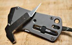 WREX Titanium Adjustable Pocket Wrench