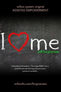 Assisted Empowerment Coaching For Self-Forgiveness!