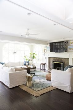 The Best White Slipcovered Sofas | Pretty Things | Pinterest | Cottage  Style, Budgeting And Living Rooms