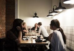 A late-night eatery and bar with a New York vibe in a former hardware factory. Late Nights, Amsterdam, Melbourne, Places, Lugares
