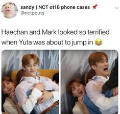 Hehehe, I don't blame them haha Nct Yuta, Got7 Bambam, Winwin, Vixx, Taeyong, Jaehyun, Btob, Shinee, K Pop