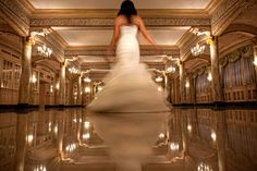 Bride in Isabella Ballroom