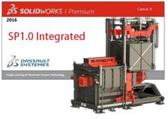 SolidWorks 2016 SP1.0 (x64)